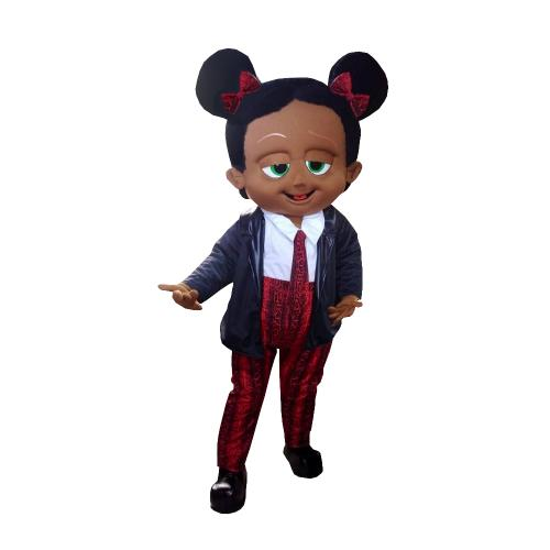 The Boss Baby Quality Mascots Costumes